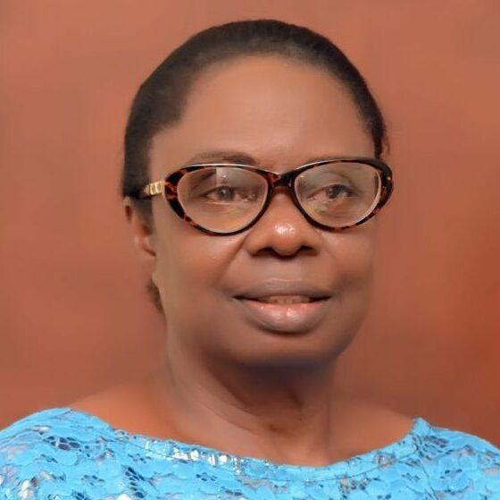Mrs Magaret Adewunmi, Confidential Secretary